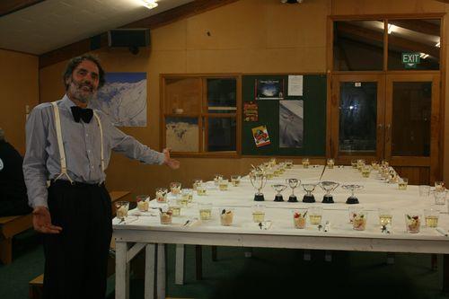 Temple Basin Club Banquet